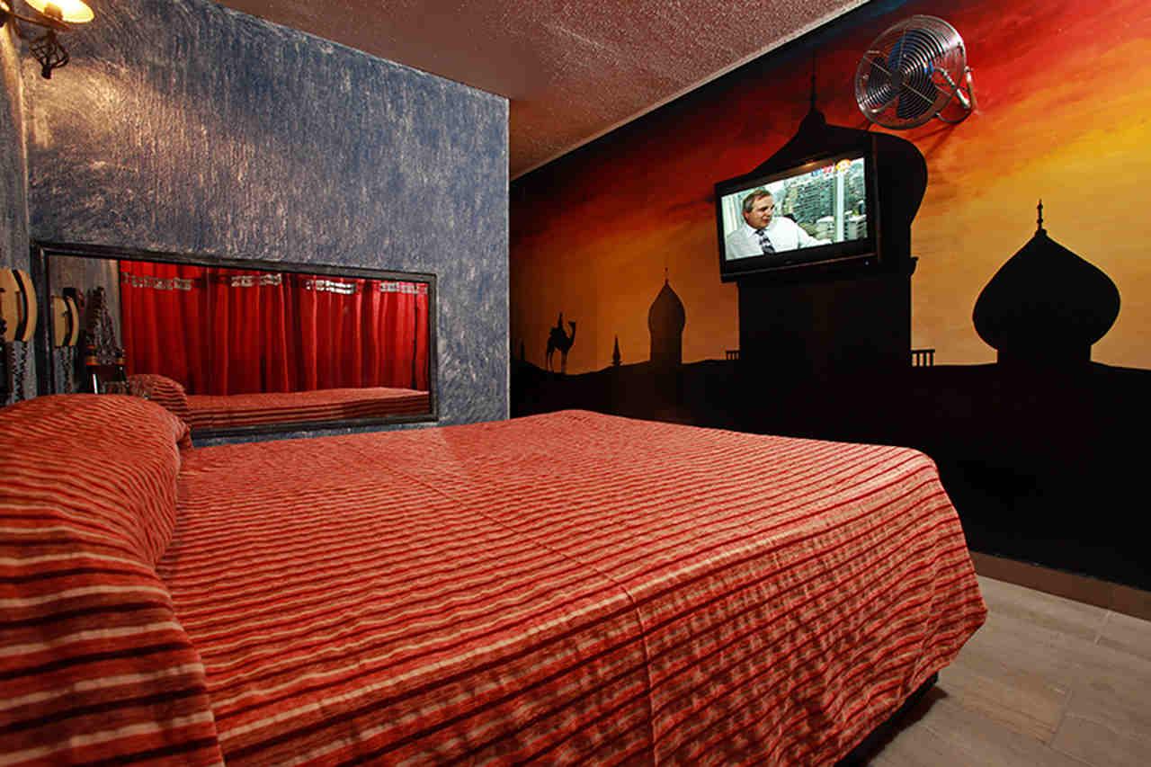 Habitación Suite en 10 de Julio : MotelNow
