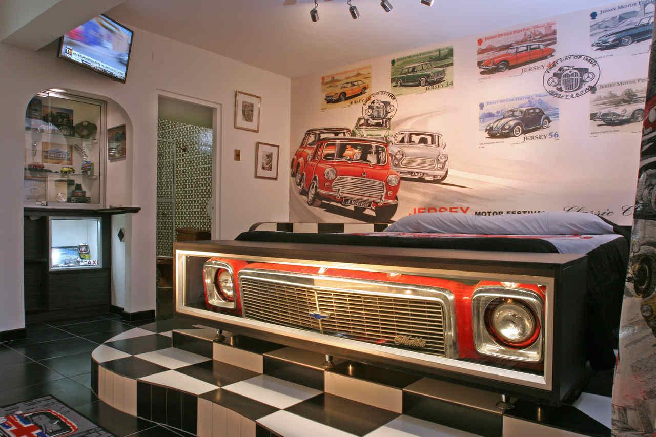 Habitación Tuerca en Gala : MotelNow