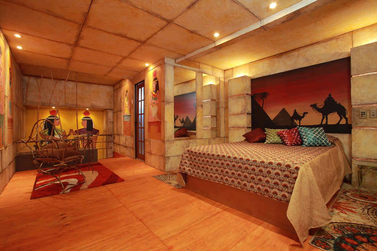 Habitación Sauna en Gala : MotelNow