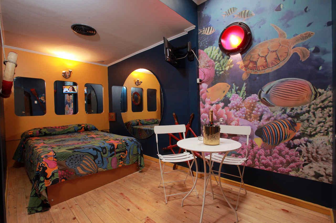 Habitación Suite I en Gala : MotelNow