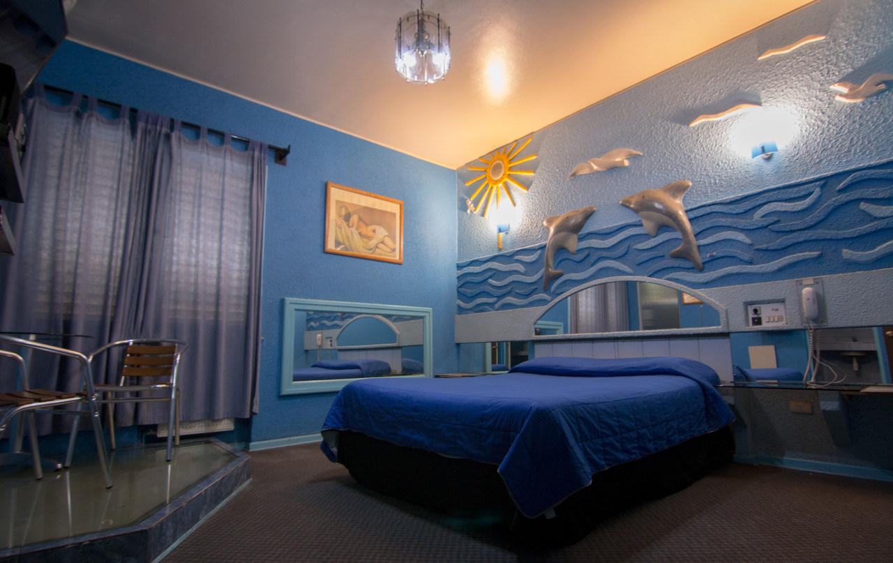 Habitación VIP en Hotel Huelén : MotelNow