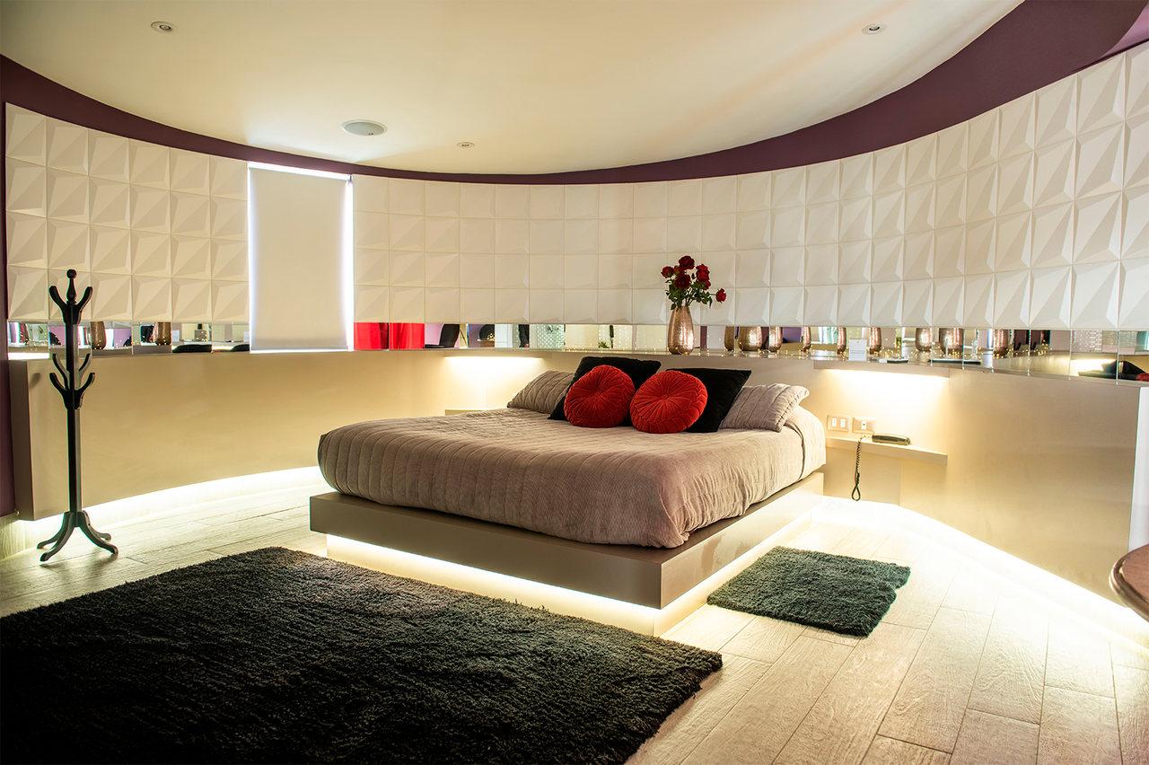 Habitación Superior con Terraza en Internacional : MotelNow