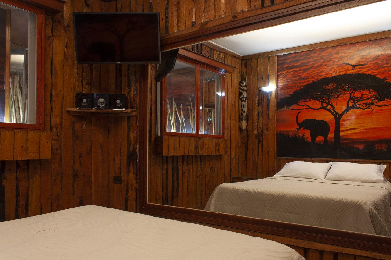 Habitación VIP en Jardín : MotelNow
