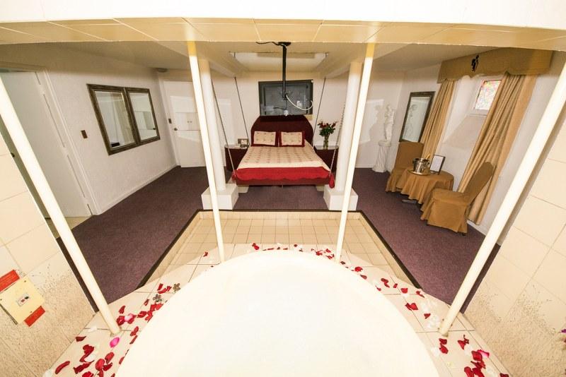 Habitación Suite en La Mansión : MotelNow