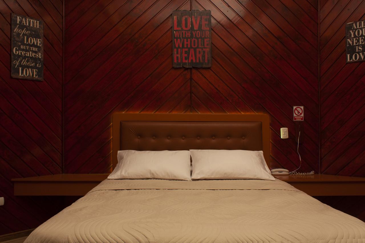 Habitación VIP en Le Chateau : MotelNow