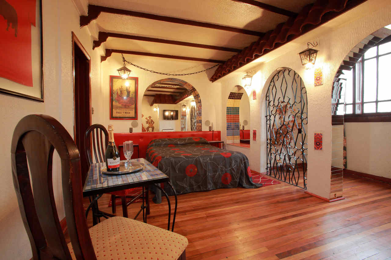 Habitación VIP II en Marín 014 : MotelNow