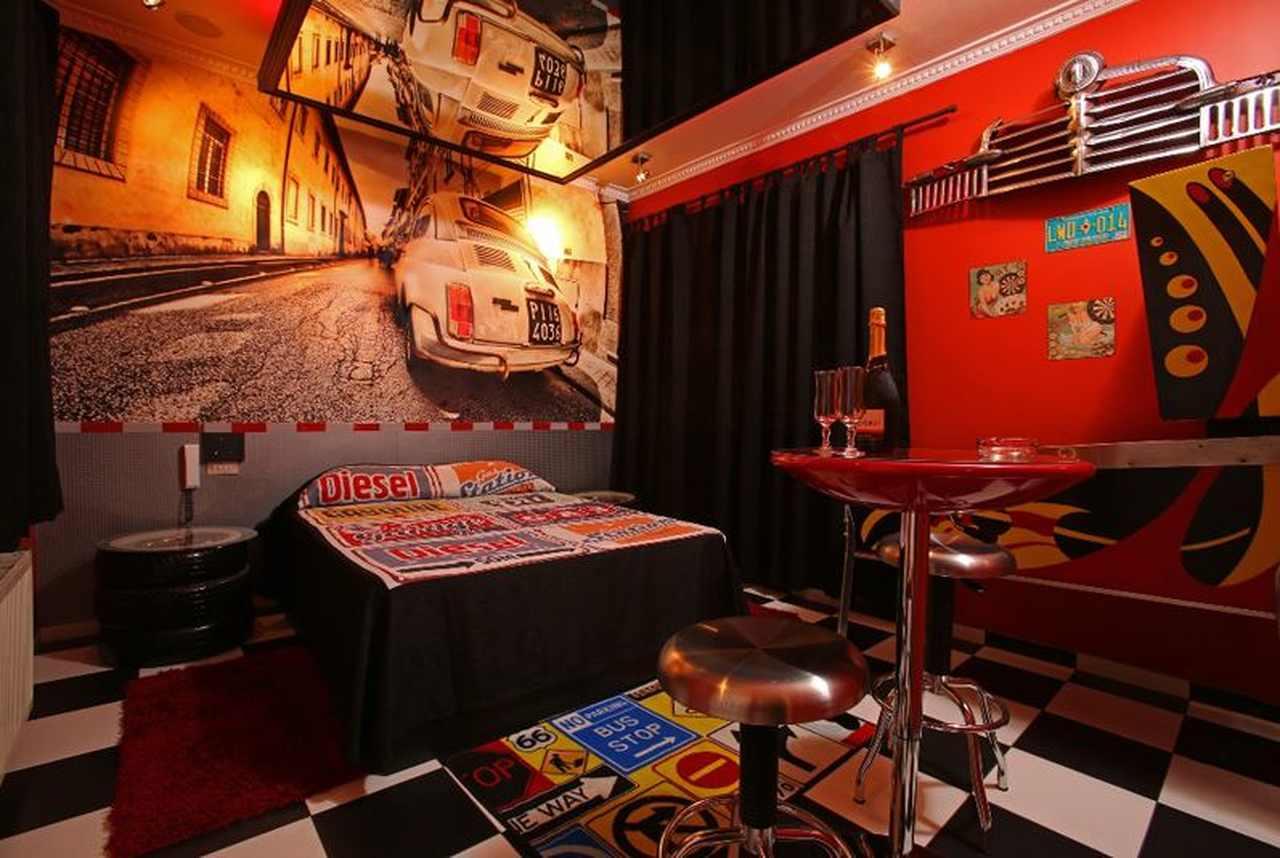 Habitación VIP III en Marín 014 : MotelNow