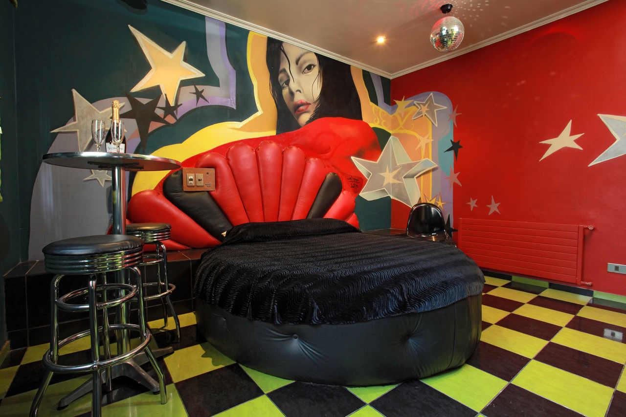 Habitación Jacuzzi I en Marín 014 : MotelNow