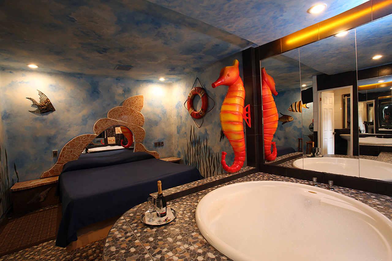 Habitación Jacuzzi en Miraflores : MotelNow