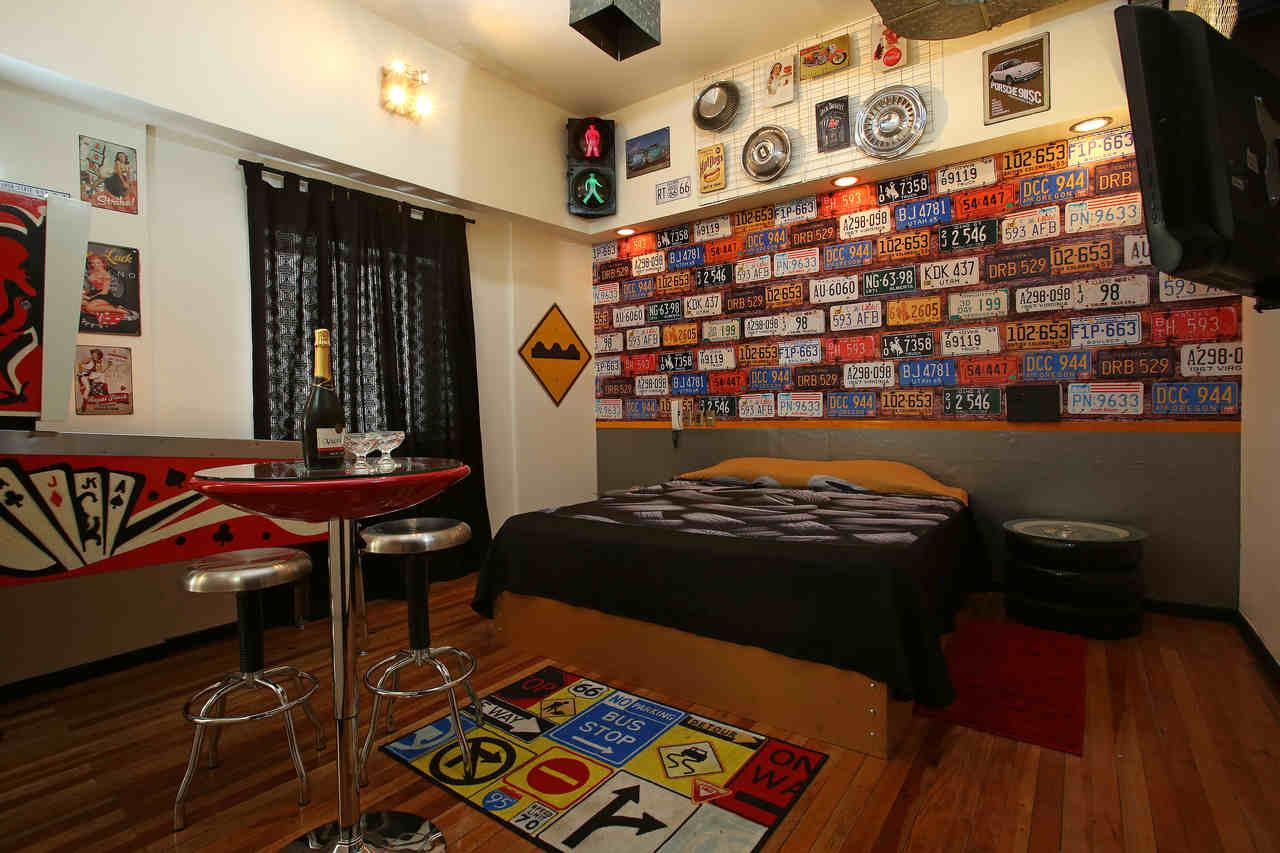 Habitación VIP en Miraflores : MotelNow