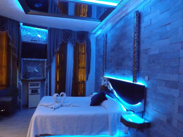 Habitación Jacuzzi en Hotel Sol y Luna : MotelNow
