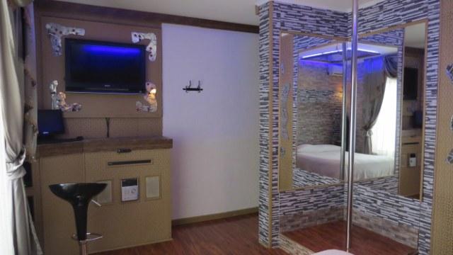Habitación Jacuzzi en Hotel Echaurren 316 : MotelNow