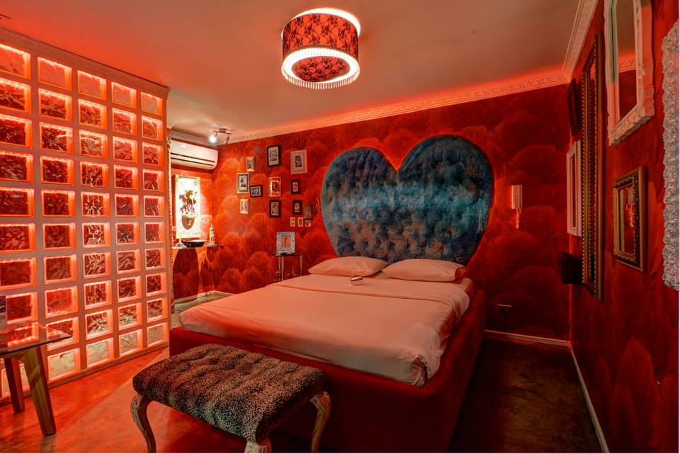 Habitación Casting en Ocho Art : MotelNow