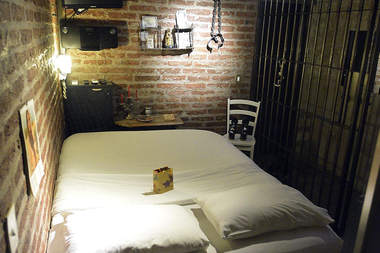 Habitación La Cárcel en Ocho Art : MotelNow