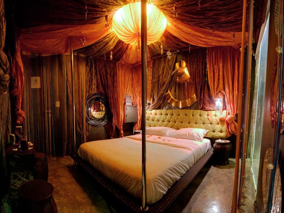 Habitación Beduina en Ocho Art : MotelNow