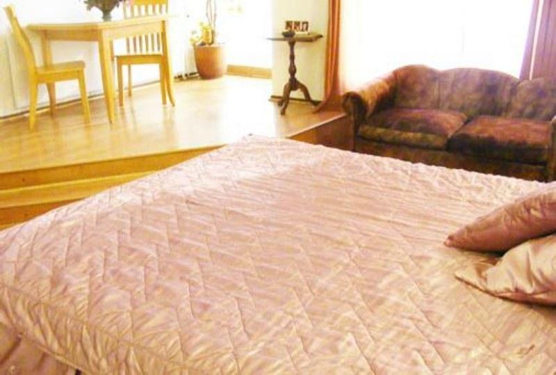 Habitación Cabaña A en La Casa Blanca Herrera : MotelNow