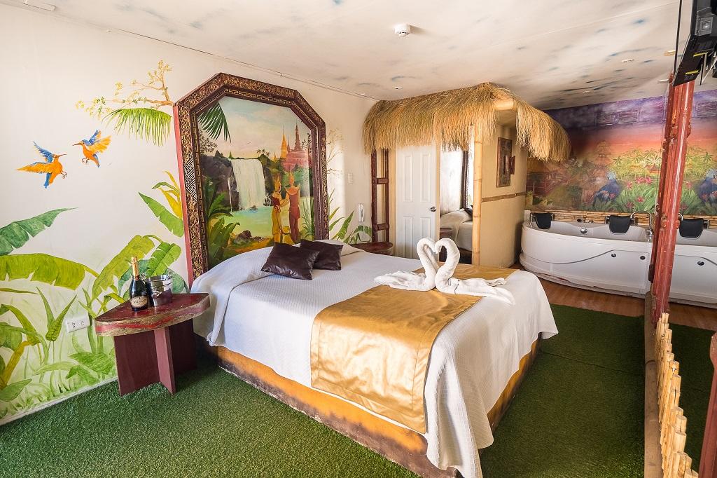 Habitación Super VIP en Zeus : MotelNow