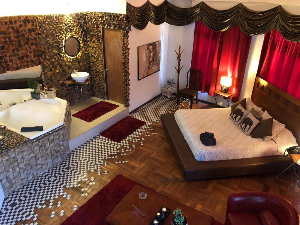 Habitación Premium en Bindu : MotelNow