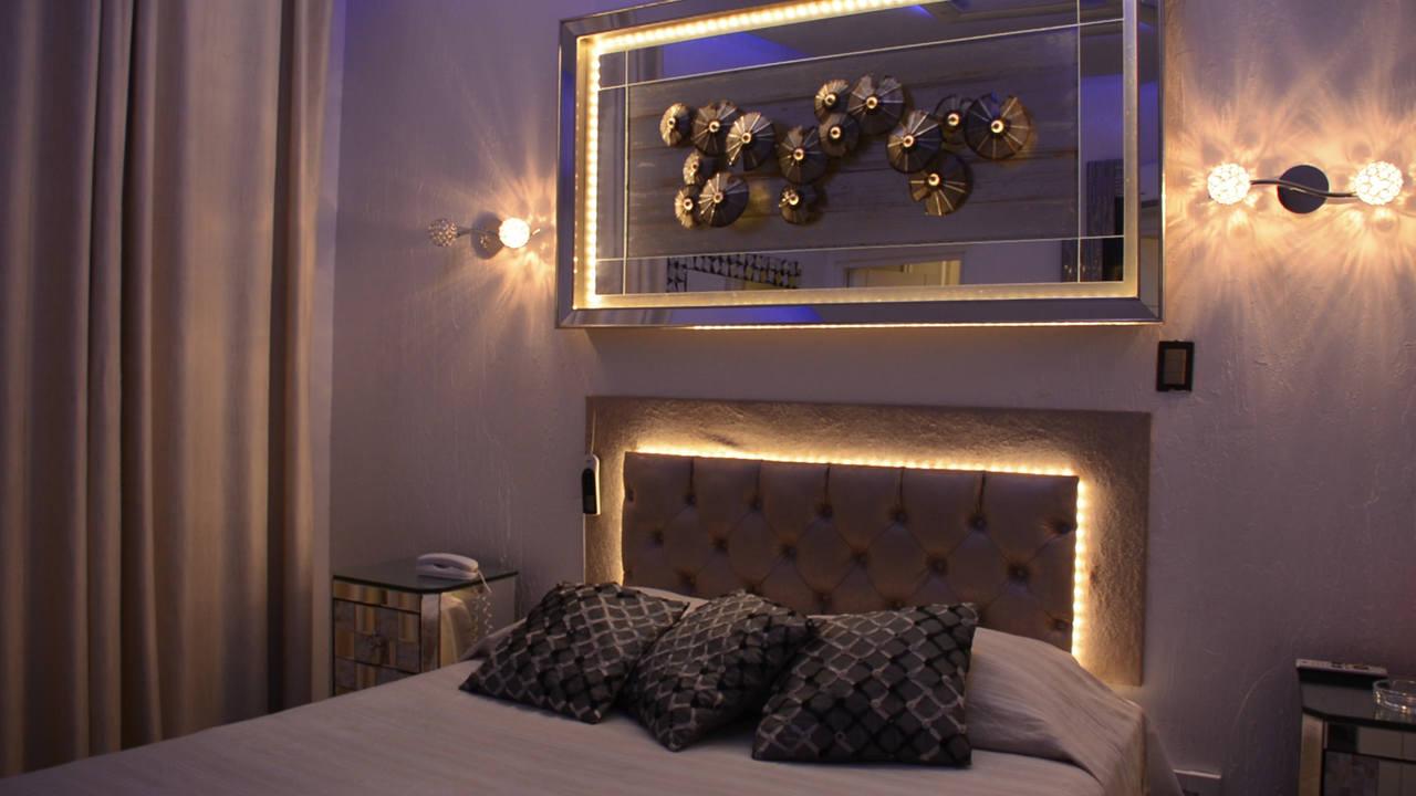 Habitación Simple en Hotel Cumming : MotelNow