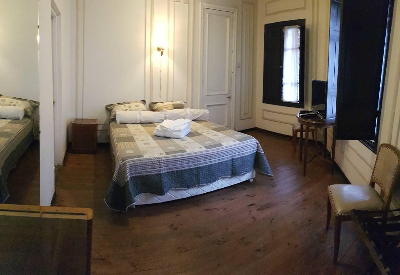 Hotel París Londres  en Santiago : MotelNow