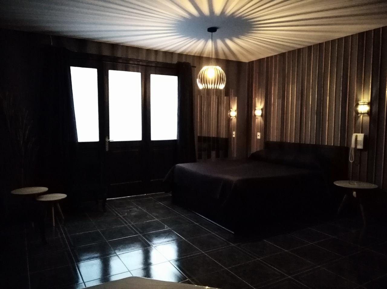 Habitación Jacuzzi en Hotel Voila La Moneda : MotelNow