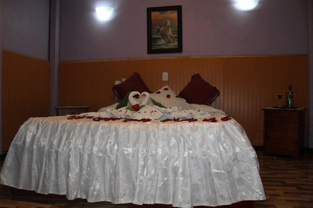 Habitación Jacuzzi en Sotomayor : MotelNow