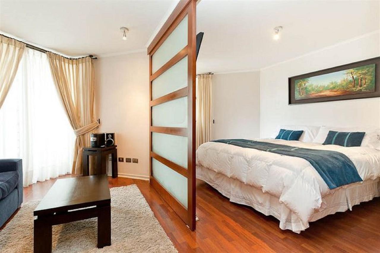 Habitación Depto. con Estacionamiento en Alto Santiago : MotelNow