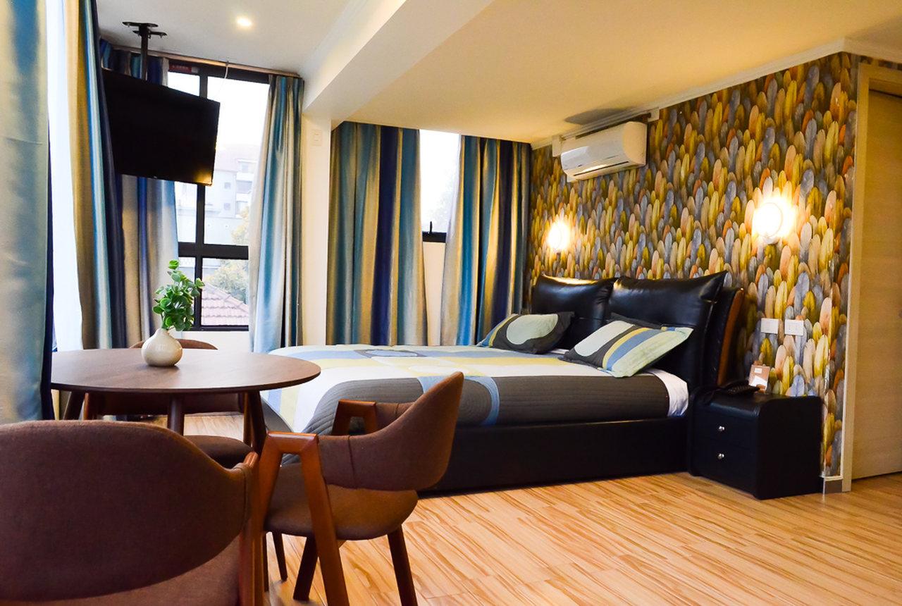Habitación Matrimonial Deluxe en Hotel Boutique Providencia : MotelNow