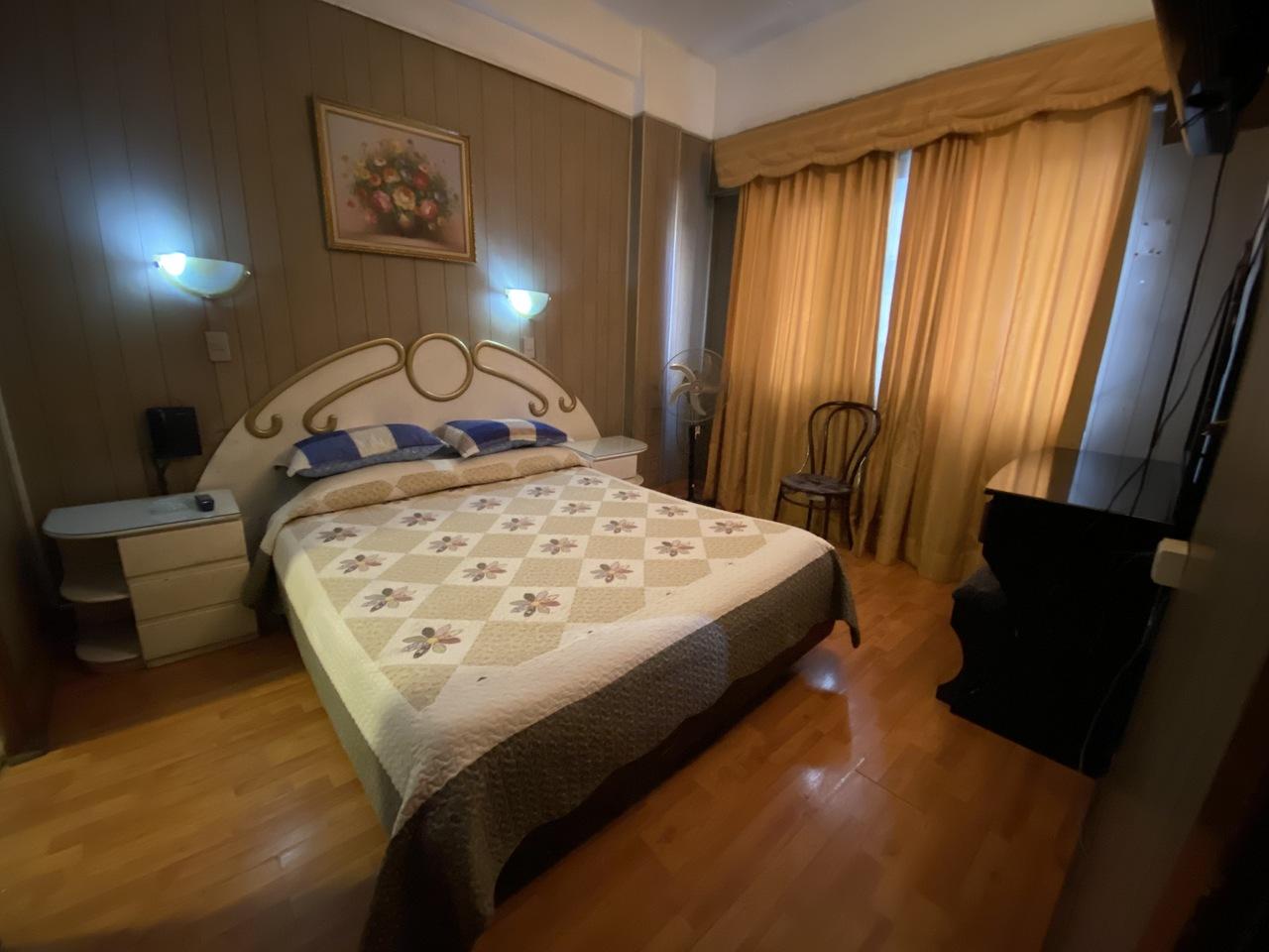 Habitación Matrimonial en Hotel Di Maurier : MotelNow