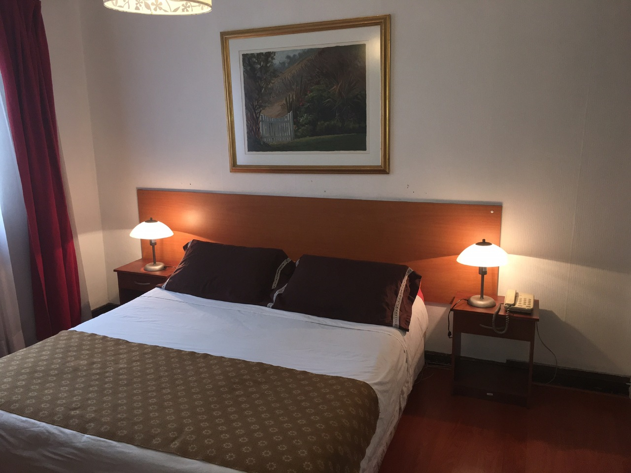 Hotel Quito en Santiago : MotelNow