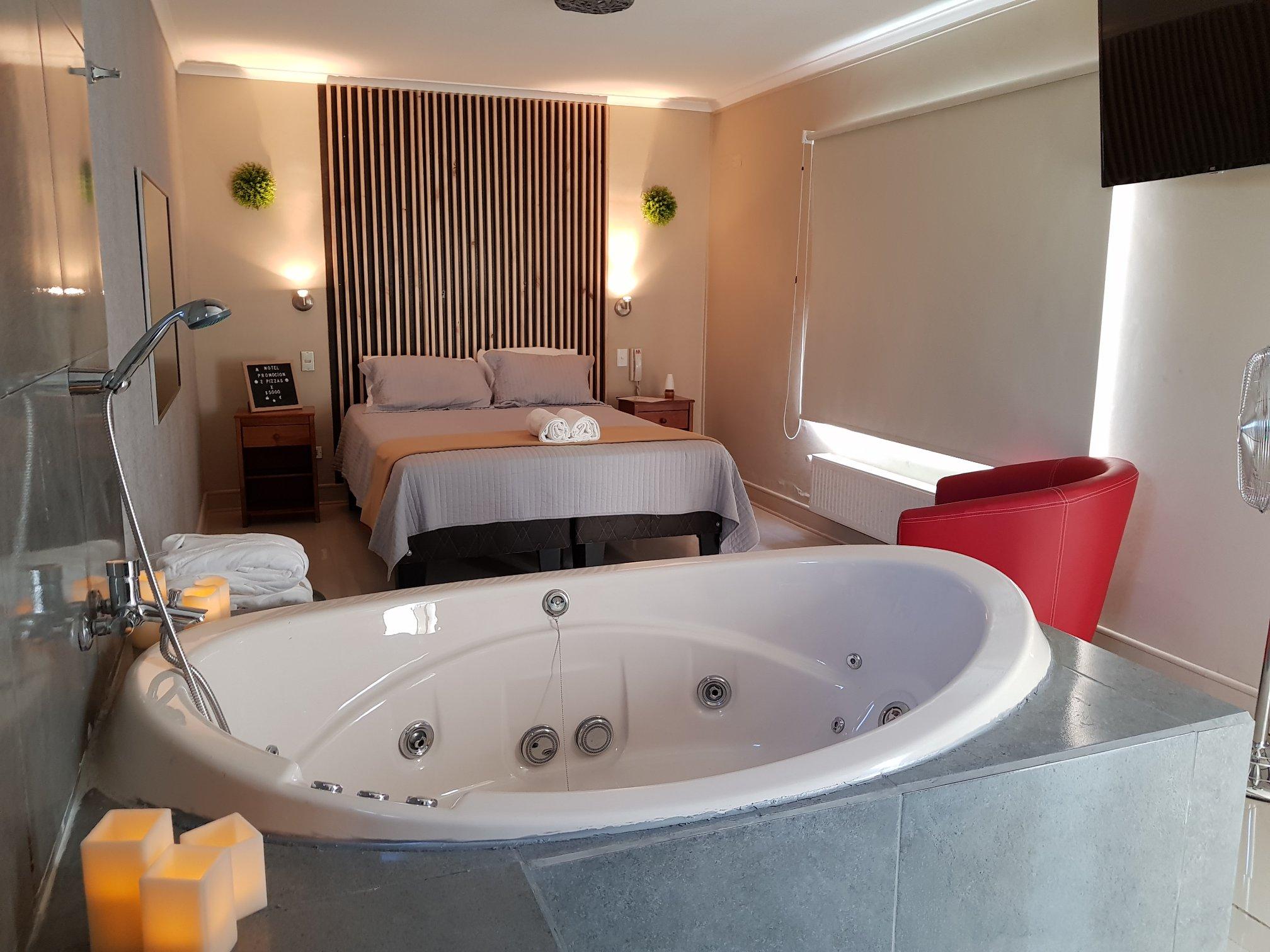 Habitación Simple en M Motel : MotelNow