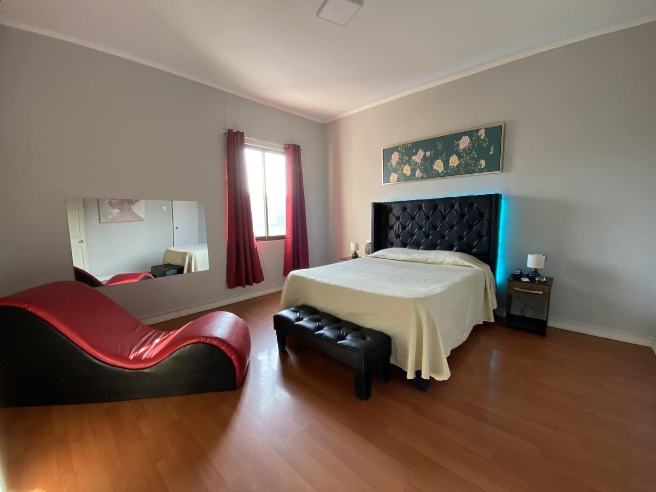 Habitación Tantra en Intimo Hotel Manuel Rodriguez : MotelNow