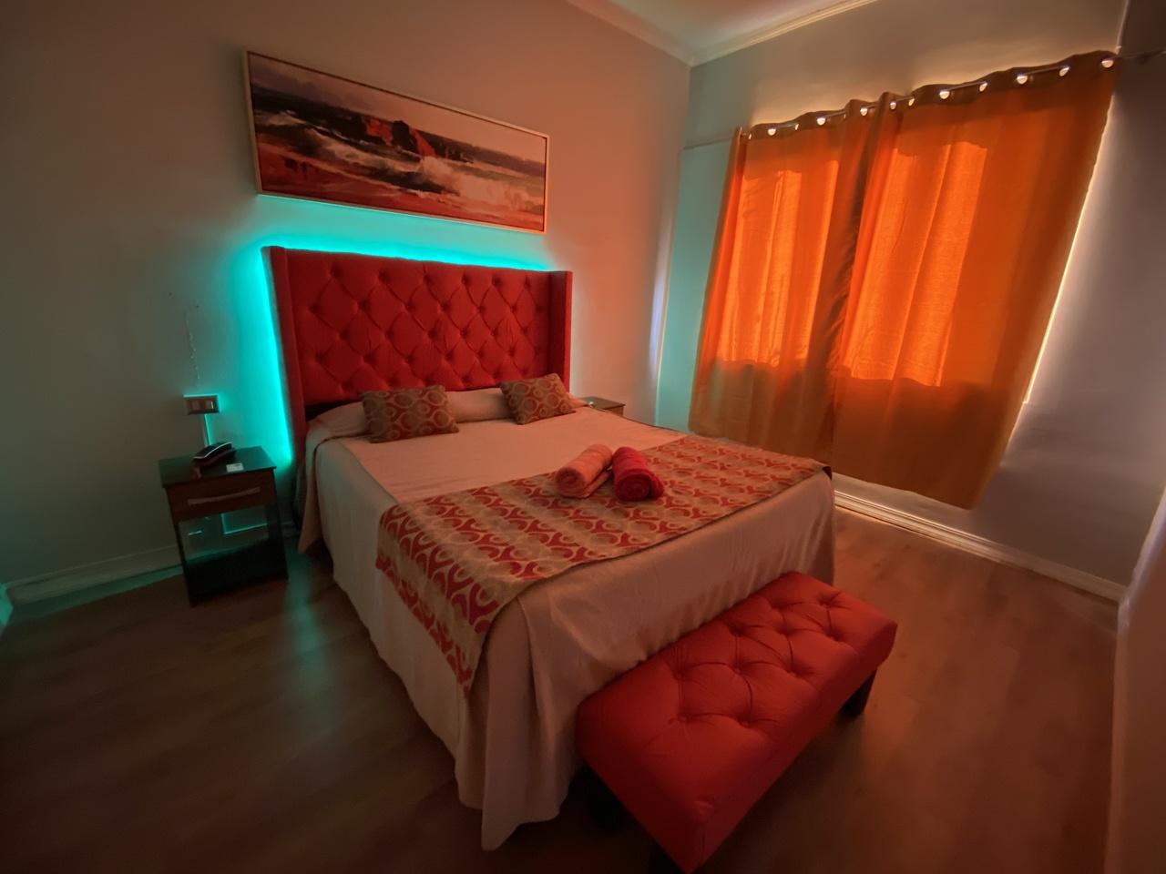 Habitación Suite en Intimo Hotel Manuel Rodriguez : MotelNow