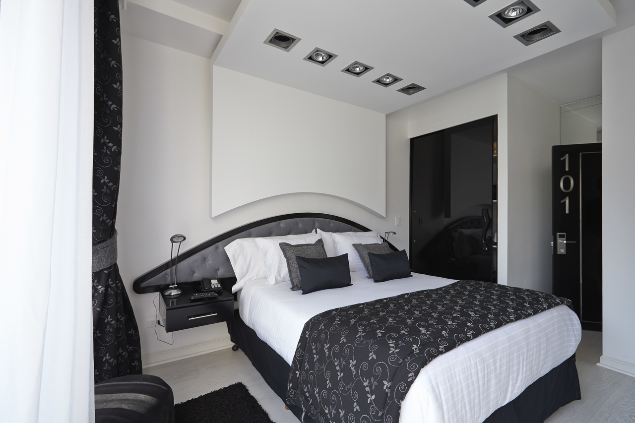 Habitación Matrimonial en Tinto Boutique Hotel : MotelNow