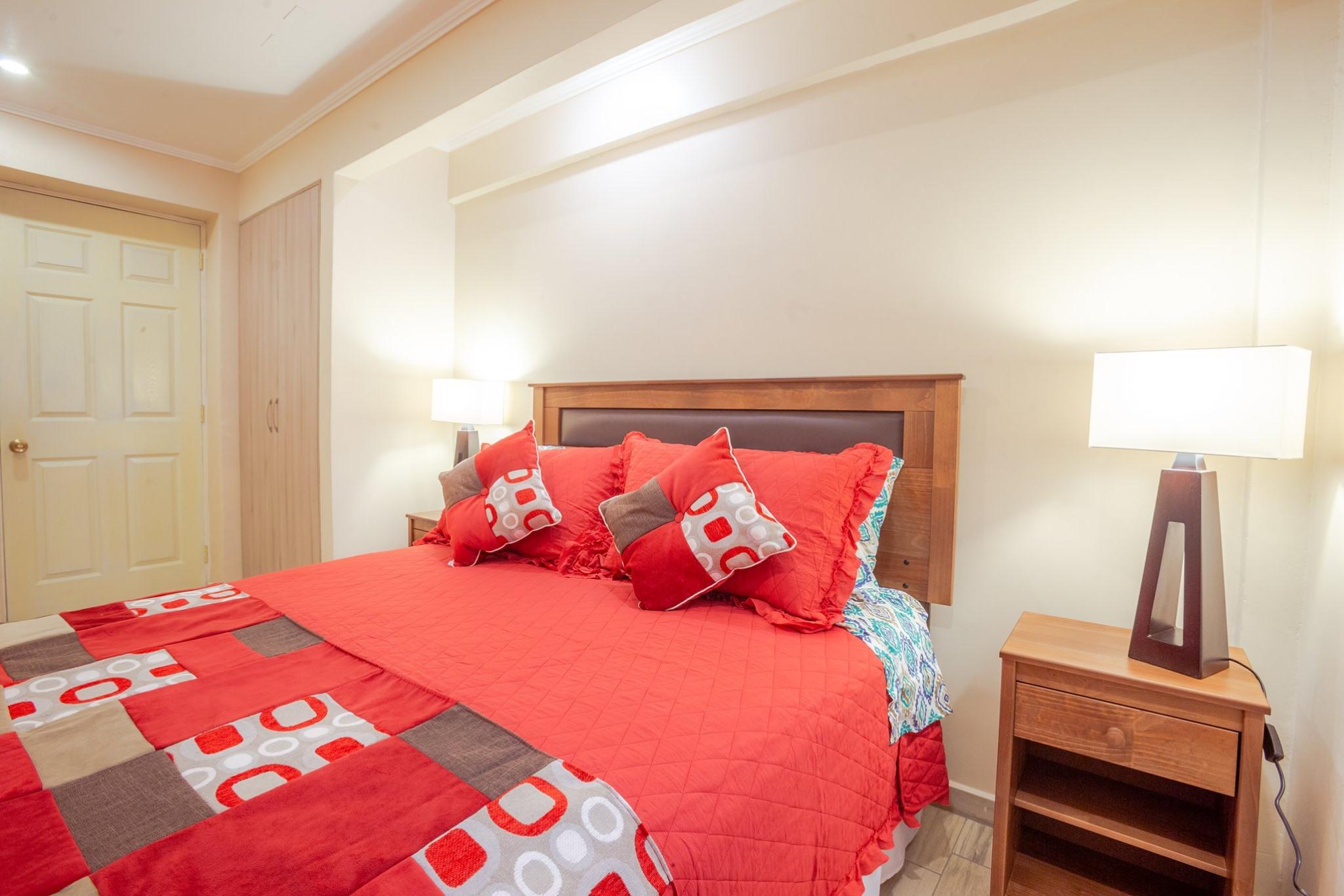 Habitación Departamento Deluxe en Santiago Rent Apart : MotelNow