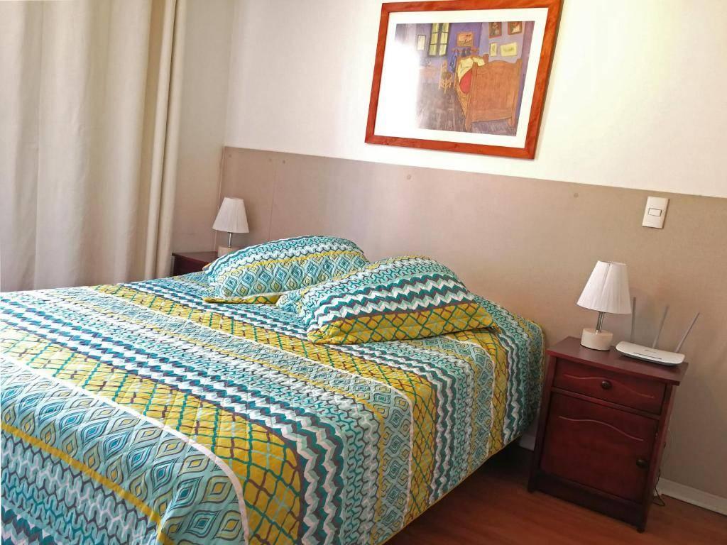 Amistar Plaza Paris en Santiago : MotelNow