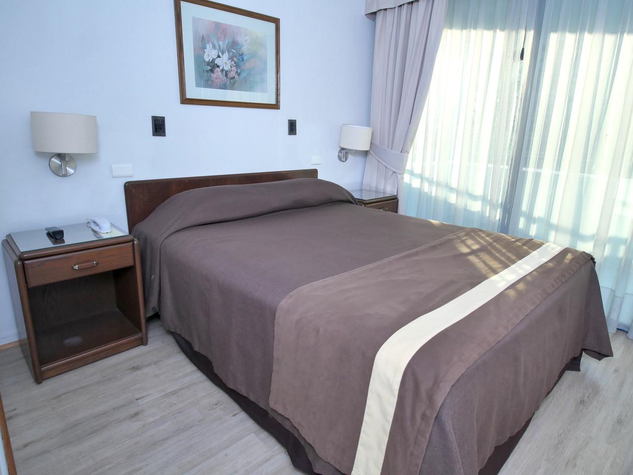 Habitación Departamento Cama Queen en Diego De Almagro : MotelNow