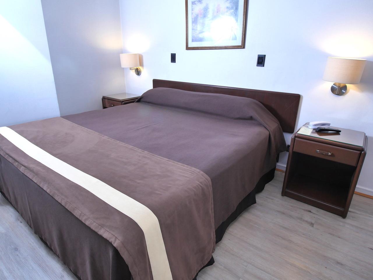 Habitación Departamento Cama King en Diego De Almagro : MotelNow