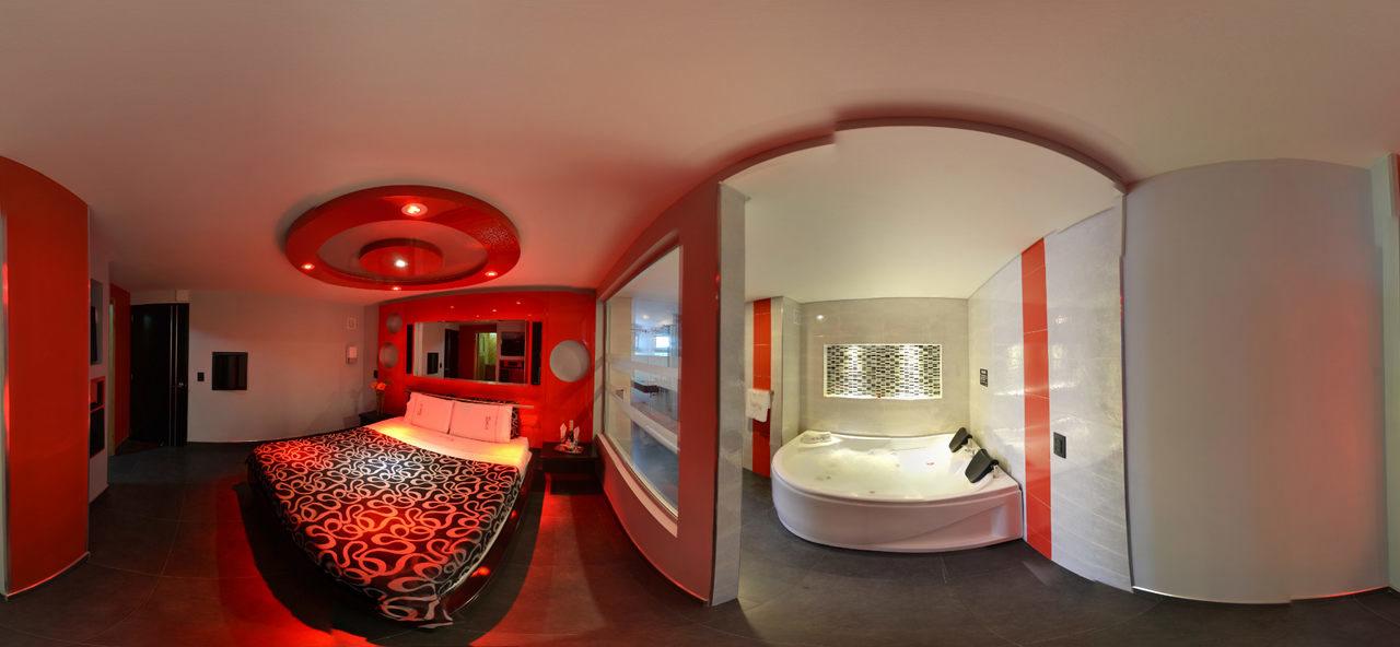 Habitación Suite Presidencial en Amarte Suite : MotelNow