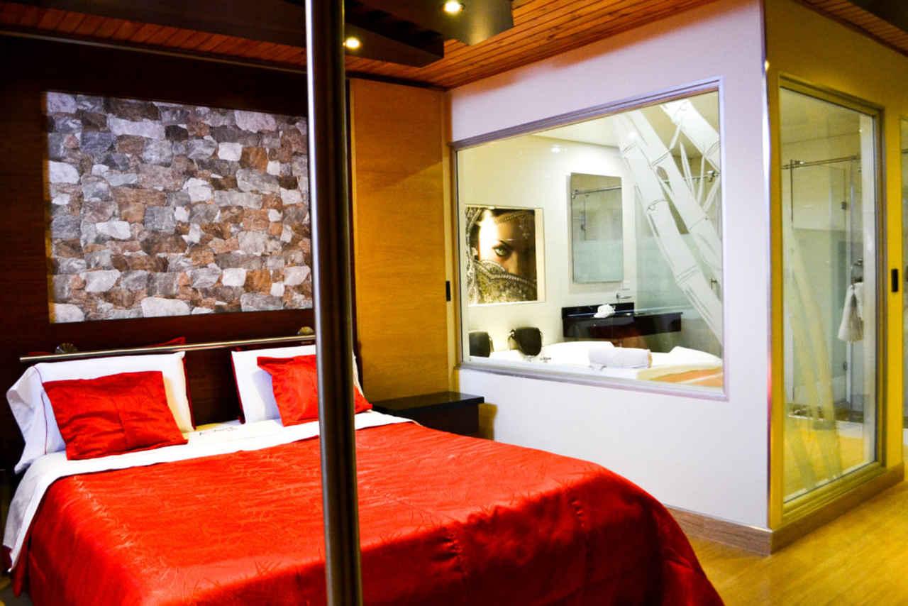 Habitación Suite VIP en Amarte Suite : MotelNow