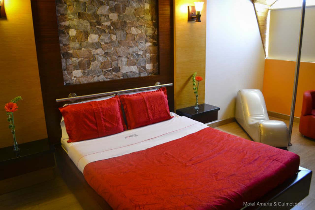 Habitación Suite Ejecutiva en Amarte Suite : MotelNow