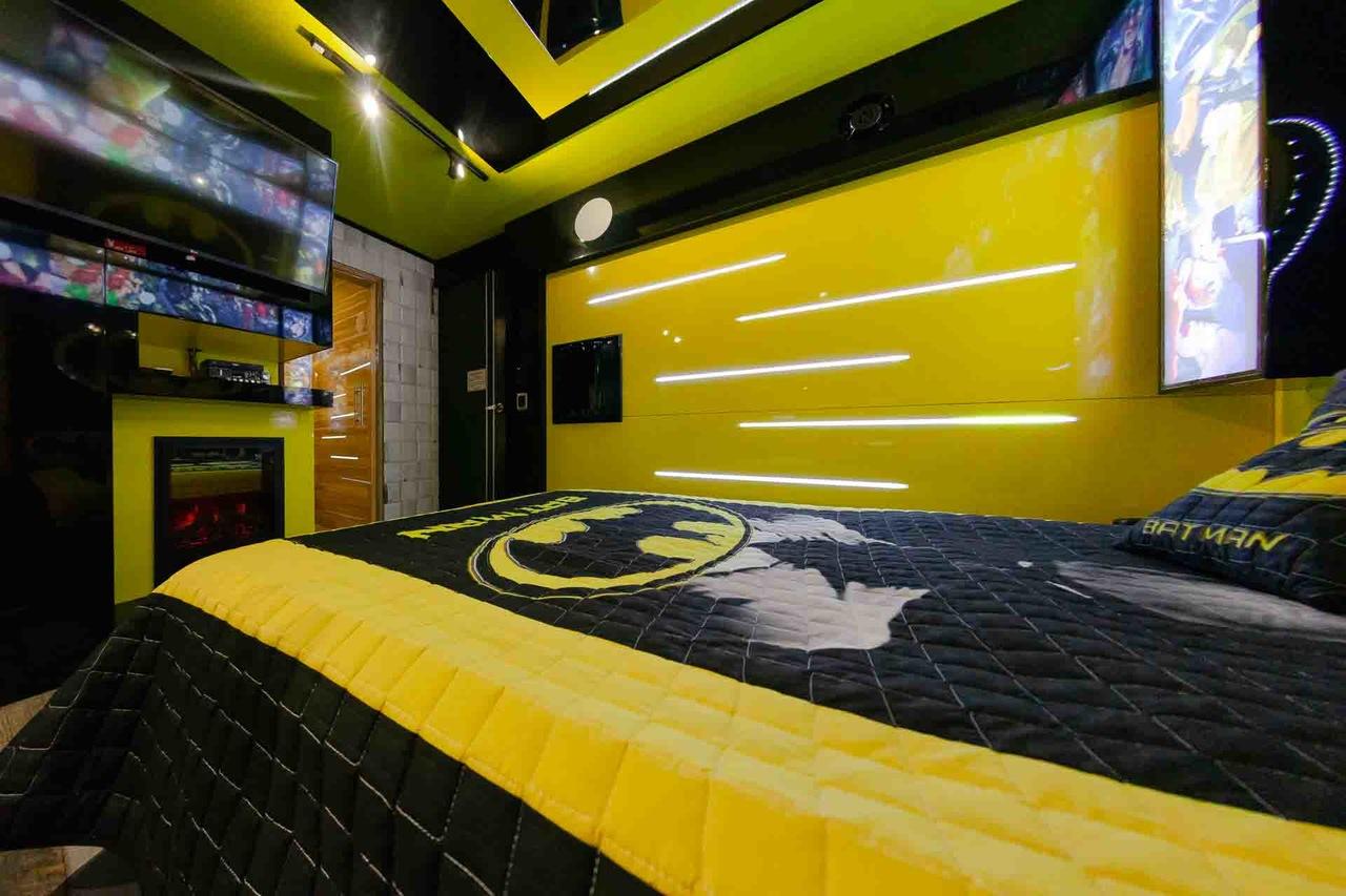 Habitación Suite Gótica en Amarte Suite : MotelNow