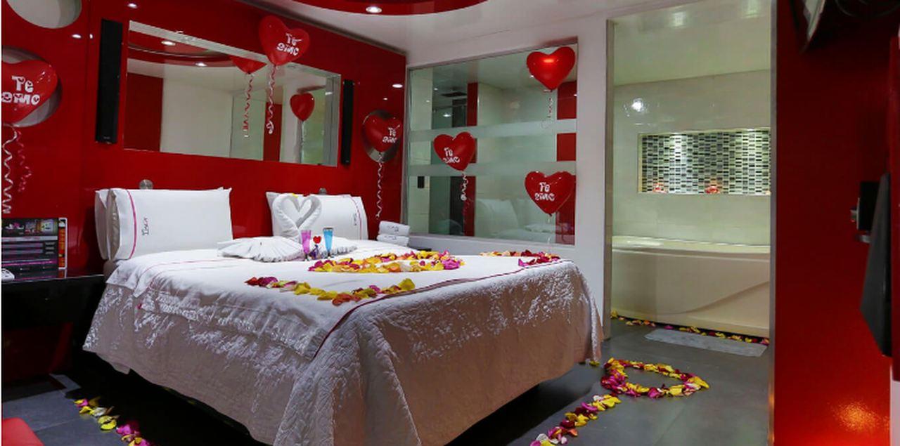 Habitación Suite Deluxe Rubí en Amarte Suite : MotelNow