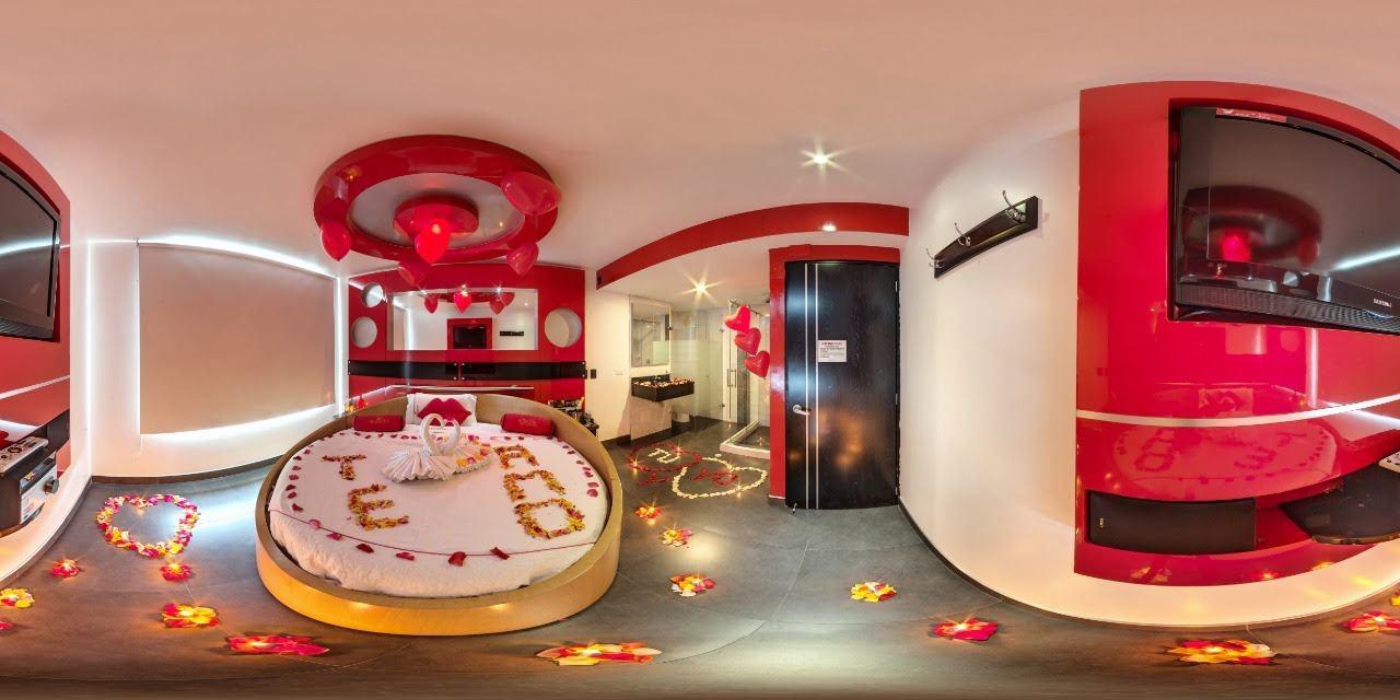 Habitación Suite Movimiento en Amarte Suite : MotelNow