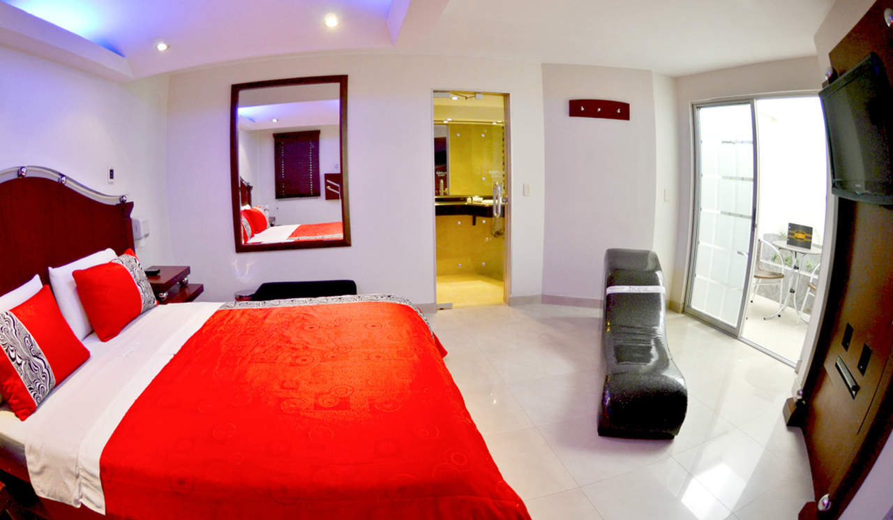 Habitación Suite Tropical en Rocamar : MotelNow