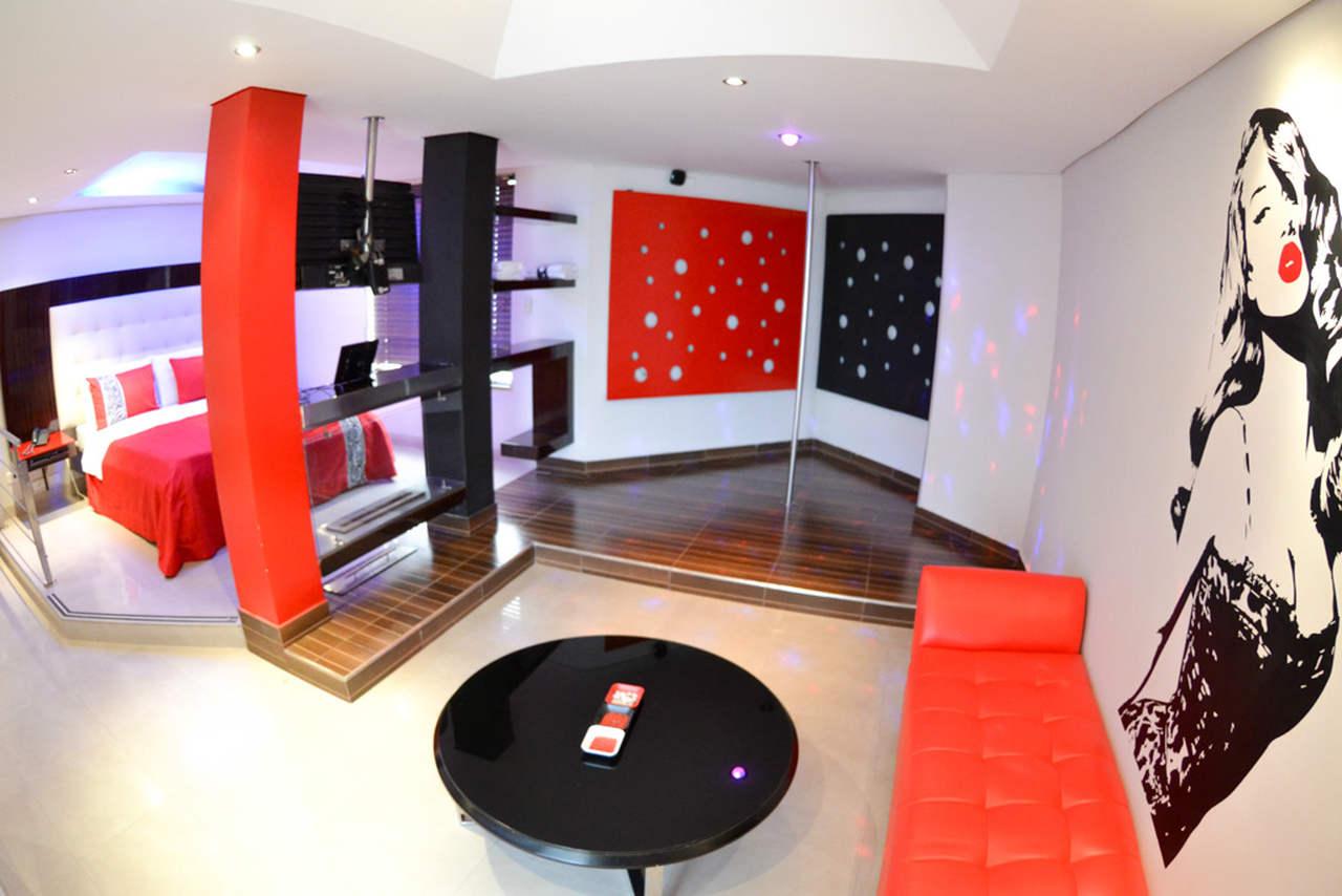 Habitación Suite Tropical Pasión en Rocamar : MotelNow