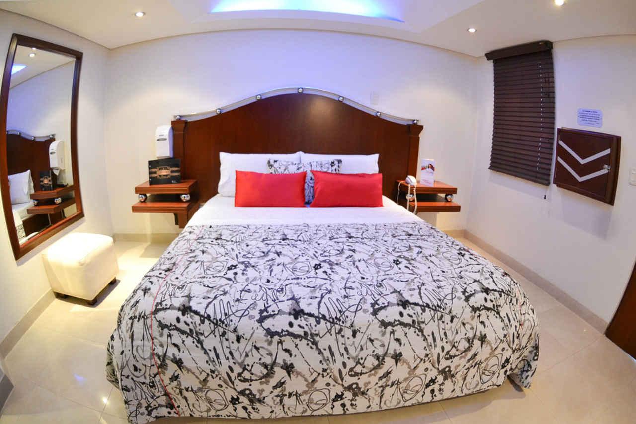 Habitación Suite Manantial Sauna en Rocamar : MotelNow