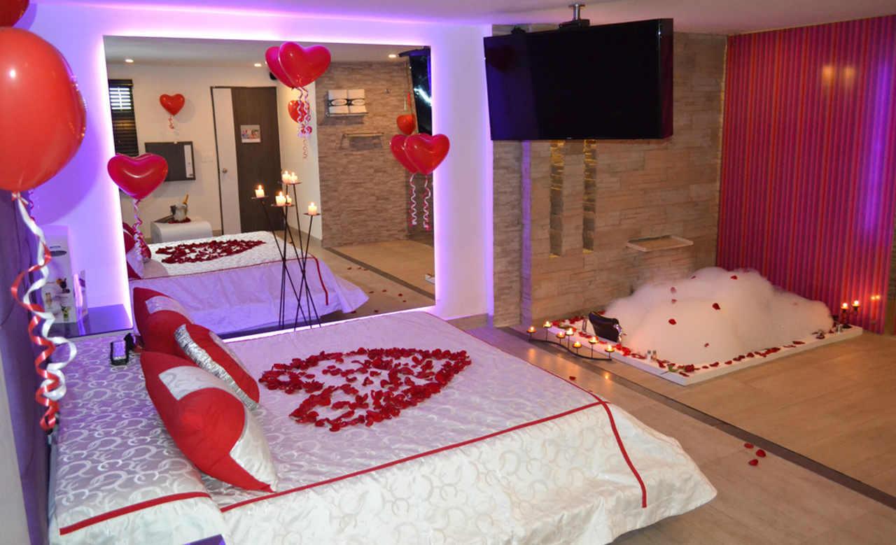 Habitación Suite Manantial Pasión en Rocamar : MotelNow