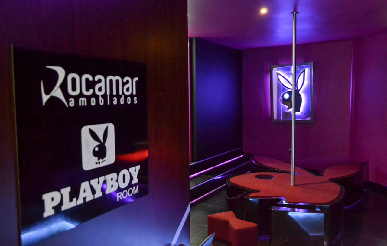 Habitación Suite Playboy en Rocamar : MotelNow