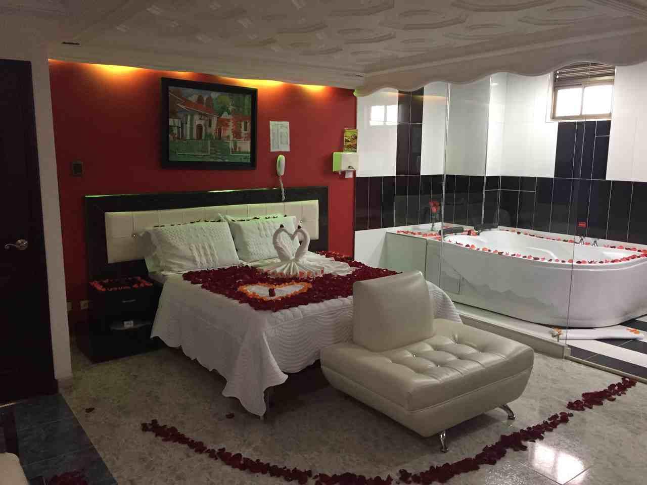 Habitación Suite Sencilla en Amoblados El Bosque : MotelNow